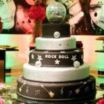 Rock in Roll também é tema de festa de 15 anos. (Foto:Divulgação)