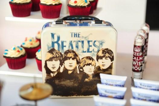 'The Beatles' combina com a festa infantil. (Foto:Divulgação)