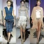 As roupas com franja estão de volta a moda atual com grande estilo. (Foto: divulgação)