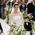 Anne  Hathaway em O Diário de uma Princesa 2. (Foto: divulgação)