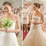Jennifer Garner usou um branco rendado muito romântico em Minha Adoráveis Ex-Namoradas. (Foto: divulgação)