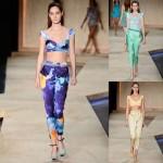 Os conjuntinhos curtos estão entre as tendências da moda para o verão 2013 (Foto: divulgação).