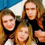 A banda Hanson fez sucesso nos anos 90 (Foto: Divulgação)