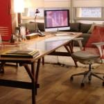 Escritório moderno e confortável para trabalhar. (Foto:Divulgação)