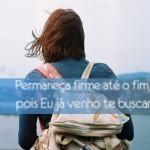 A fidelidade suporta o tempo e a distância. (Foto:Divulgação)