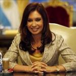 Cristina Kirchner tornou-se primeira dama da Argentina em 2003. Sucedeu o marido, Néstor Kirchner, no cargo de presidente da república em 2007. (Foto: Divulgação)