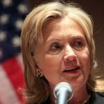 Hillary Clinton aguentou com firmeza os escândalos envolvendo o marido, Bill Clinton, e a estagiária Monica Lewinsky. Atualmente tem um dos cargos mais altos no governo de Obama. (Foto: Divulgação)