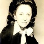 Esposa de Juscelino Kubitschek, Sarah Kubitschek se destacou pelo empenho nas obras de caridade.  (Foto: Divulgação)