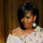 Esposa de Barack Obama, Michelle Obama é bastante carismática e simpática, e está sempre acompanhando o marido. (Foto: Divulgação)