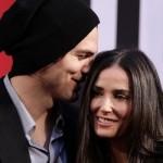 Demi Moore e ator Ashton Kutcher (Foto:Divulgação)