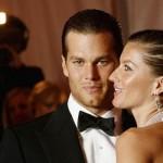 Gisele Bündchen e Tom Brady. (Foto: Divulgação)