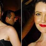 Larissa Maciel errou na escolha do blush. (Foto: divulgação)