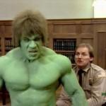 O Incrível Hulk foi um dos seriados de maior sucesso que a Rede Manchete exibiu (Foto: Divulgação)