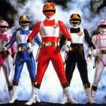 Os seriados dos super-heróis japoneses, como Changeman, viraram febre em todo o Brasil nos anos 80 e 90 (Foto: Divulgação)