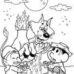 O folclore engloba mitos e lendas da cultura popular. (Foto:Divulgação)