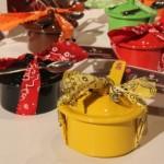 Brigadeiros gourmet em panelinhas. (Foto:Divulgação)