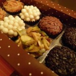 Brigadeiros gourmet para todos os paladares. (Foto:Divulgação)