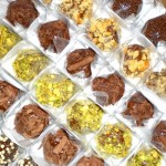 Os confeitos diferentes deixam o brigadeiro ainda mais saboroso. (Foto:Divulgação)