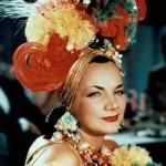 Carmem Miranda foi uma das grandes estrelas da primeira metade do século XX (Foto: Divulgação)