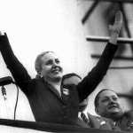 Eva Perón foi uma grande defensora dos direitos das mulheres na Argentina (Foto: Divulgação)