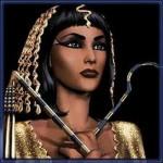 Cleópatra é uma das mulheres mais conhecidas de todos os tempos. Era uma grande negociante e estrategista (Foto: Divulgação)