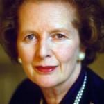 Margareth Thatcher, a Dama de Ferro, foi a primeira mulher a dirigira uma democracia moderna (Foto: Divulgação)