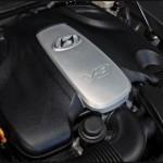 Motor V8 de 4.6 litros, que entrega 366 cv de potência (Foto: Divulgação)