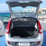 O porta-malas tem capacidade para 280 litros (Foto: Divulgação)