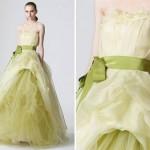 O vestido colorido também pode ser uma excelente opção (Foto: Divulgação)