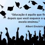 A educação é uma herança para a vida toda.  (Foto:Divulgação)