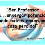 O bom professor supera as dificuldades do aprendizado.  (Foto:Divulgação)