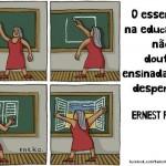 A educação abre caminhos e oferece oportunidades de mudar de vida.  (Foto:Divulgação)