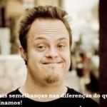 Ser diferente não é motivo de exclusão.  (Foto:Divulgação)