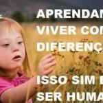 Aprenda a viver com a diferença. (Foto: Divulgação)