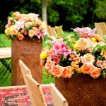 Casamento, flores mais usadas na decoração