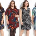 O vestido soltinho é uma ótima opção para as mulheres gordinhas. (Foto:Divulgação)