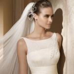 O vestido de noiva precisa combinar com a proposta do casamento. (Foto:Divulgação)