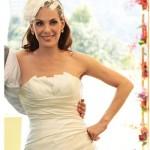 O vestido deve, ainda, valorizar o biotipo da mulher. (Foto:Divulgação)