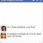 Gina presidenta (Foto: Divulgação)