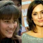 A atriz Gabriela Duarte mudou muito depois da fama (Foto: divulgação).