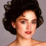 Madonna já teve os seus dias de morena. (Foto:Divulgação)