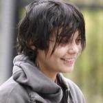 Vanessa Hudgens com corte de cabelo curto por causa de personagem (Foto:Divulgação)
