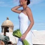 A noiva deve estar linda e confortável para o seu grande dia. (Foto:Divulgação)