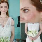 A noiva de praia deve ficar linda e delicada para o seu casamento. (Foto:Divulgação)