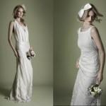 O vestido vintage é nostálgico e cheio de charme. (Foto:Divulgação)