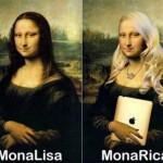 Monalisa rica (Foto: Divulgação)