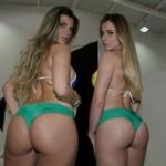 Ana Melo e Katiuska Glesse (Foto: Divulgação)