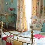 O colorido delicado da decoração vintage.(Foto:Divulgação)