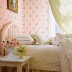 O charme da decoração vintage no quarto de casal. (Foto:Divulgação)