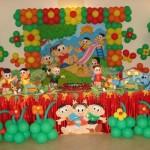 Os personagens da Turma da Mônica podem inspirar a decoração da festa. (Foto:Divulgação)
